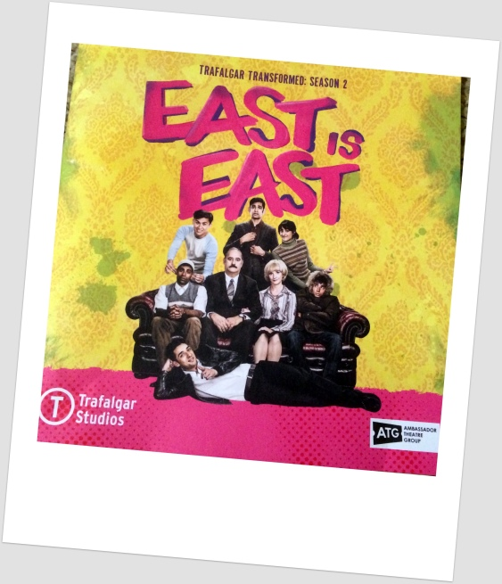 East is East Cover Photo