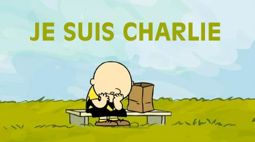 Magnus Shaw Je Suis Charlie