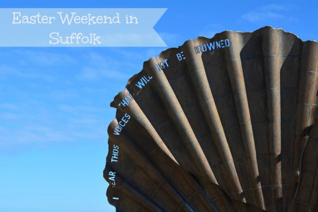 Easter Weekend Suffolk Cover Photo